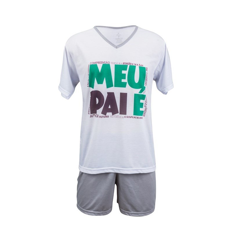 Pijama Masculino Personalizado