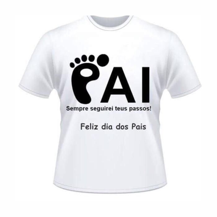 da076c1372 Camiseta Branca Personalizada. Início›Personalize›Camisetas›Camiseta Branca  Personalizada