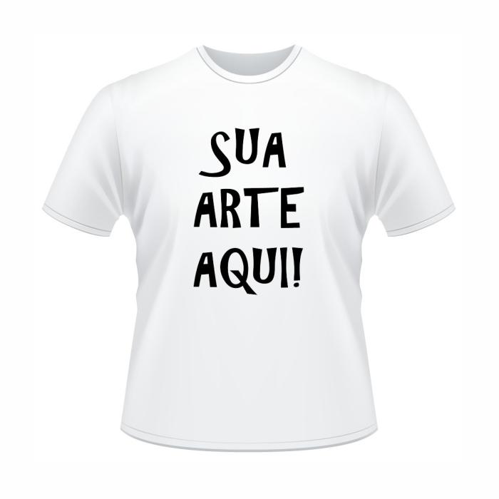 Início›Personalize›Camisetas›Camiseta Branca Personalizada. Destaque. Copo  ... 7345a54d4f7